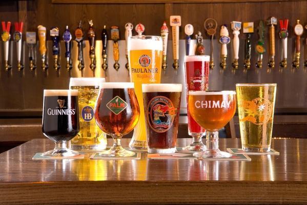 Craft Beer ในแก้วหลากหลาย