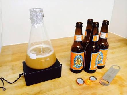 การ Reculture เบียร์